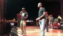 En concert à Saint-Pierre-La-Mer Magic System rend hommage à Dj Arafat