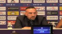 "Fiorentina - Ribéry : ""Laccueil a été extraordinaire"""