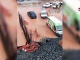 Sénégal sous les eaux