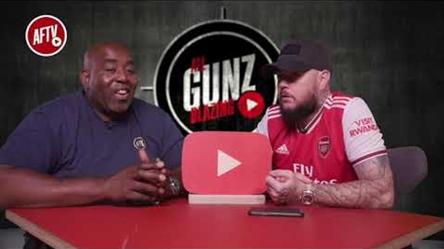 Kroenke In (ATM) & How To Beat Liverpool! | All Gunz blazing Podcast Ft DT