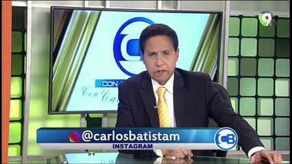 Roberto Salcedo Pre candidato a Senador por D.N. en Con los Famosos