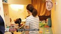 "Hong Kong : l'enfer des ""appartements-cages"""