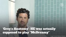 "'Grey's Anatomy': THIS Actor Was Actually Supposed To Play ""McDreamy"""