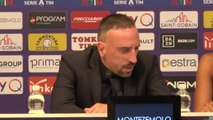 I didn't join Fiorentina to compete with Ronaldo - Ribery
