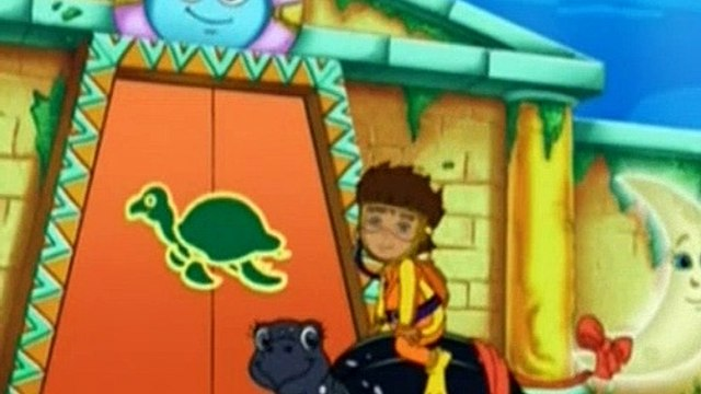 Go Diego Go S03E03 Diegos Moonlight Rescue