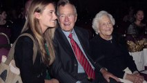George H.W. Bush's Granddaughter, Lauren Bush Lauren, Reveals New Way the Family Plans to Honor His Legacy