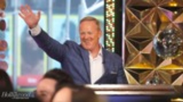 "Sean Spicer on 'Dancing With the Stars' Backlash: ""Hope It Will Be a Politics-Free Zone"" 