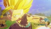 Gohan vs Cell en Dragon Ball Z Kakarot