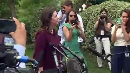 Sarah Sanders, exportavoz de la Casa Blanca, será analista de Fox News