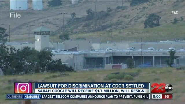 Lawsuit for discrimination against the CDCR settled