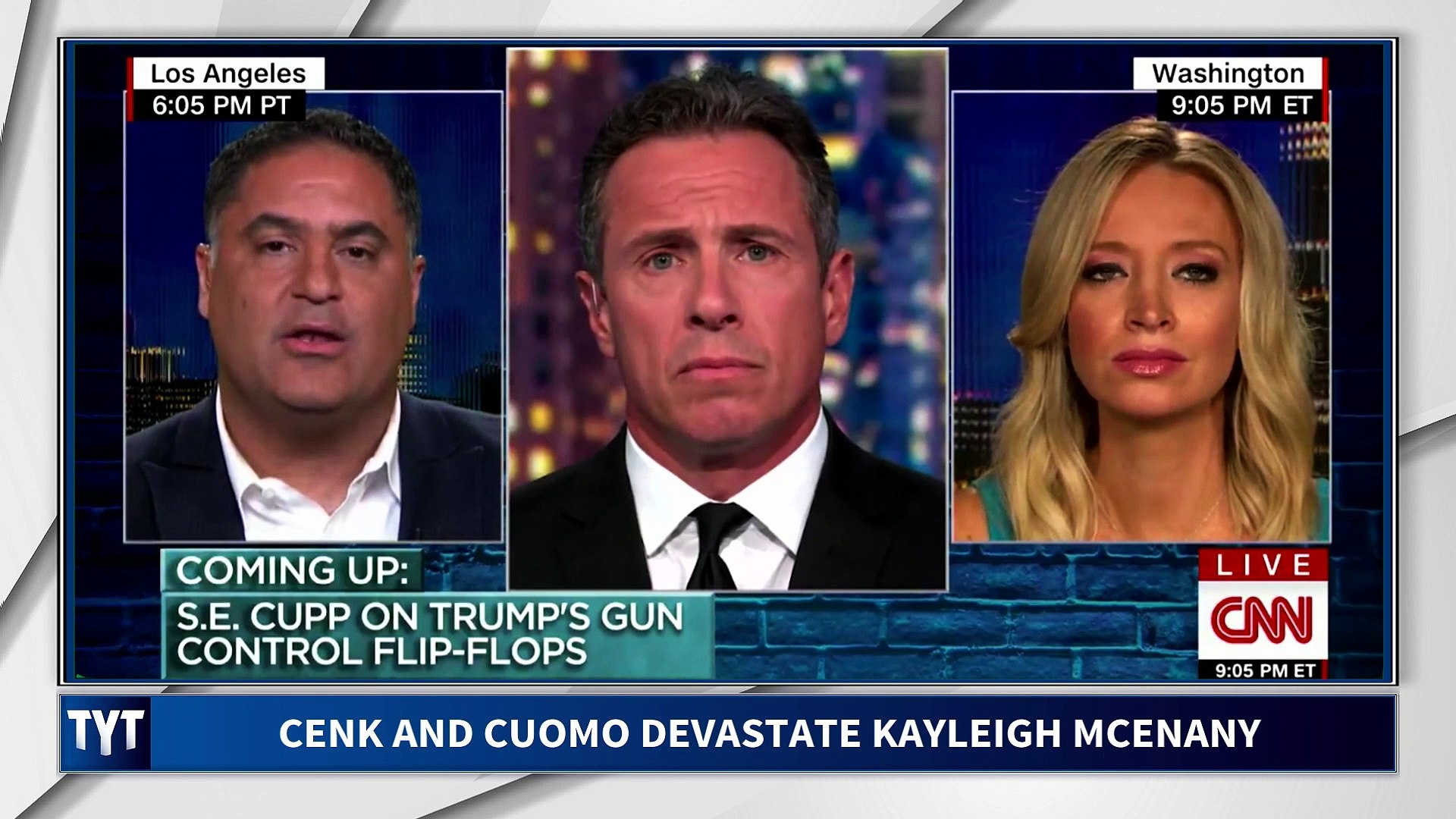 Kayleigh Mcenany Gets Dismantled On Cnn Video Dailymotion