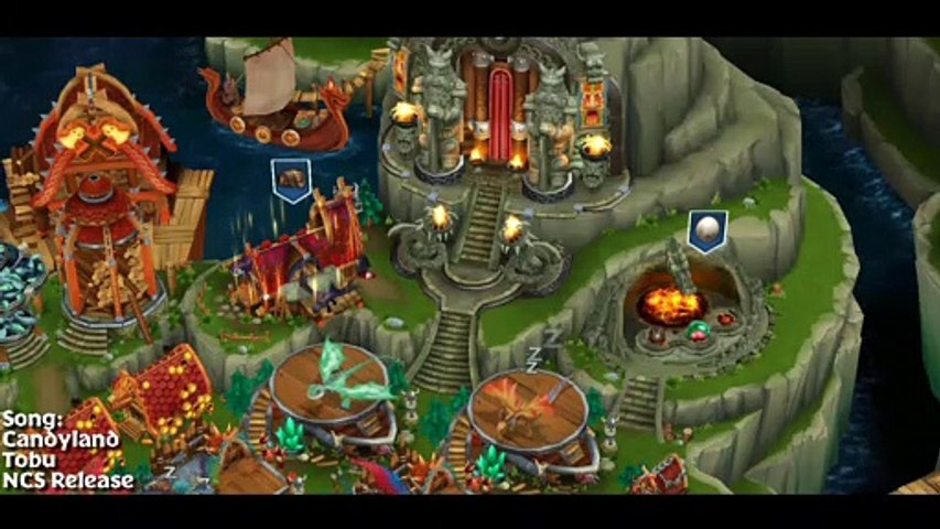 Seashocker Max Level 134 Titan Mode _ Dragons_ Rise of Berk