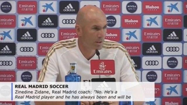 Zidane: Navas stays, all focus on Valladolid game
