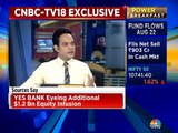 Yes Bank eyeing additional $1.2 billion equity infusion