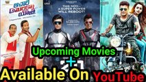 Top 10 South Hindi Dubbed Upcoming - Available  Movies YouTube. (March- April)