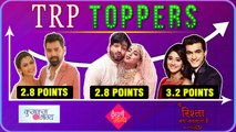 Ye Rishta Kya Kehlata Hai Tops, The Kapil Sharma Show FALLS | TRP Toppers Of The Week