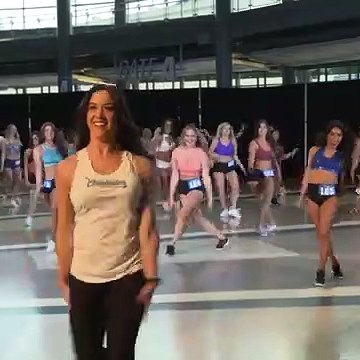 Dallas Cowboys Cheerleaders: Making the Team {Overwhelmed} Season 14 Episode 4 : Full Show Online