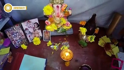 How are Ganpati idols made?