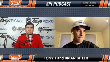 NFL Picks with Tony T and Brian Bitler Sports Pick Info 8/23/2019