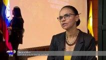 "Situación en Amazonía de Brasil ""fuera de control"": ecologista Marina Silva"