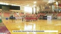 Océania U 17 de basket, Tahiti vise le bronze