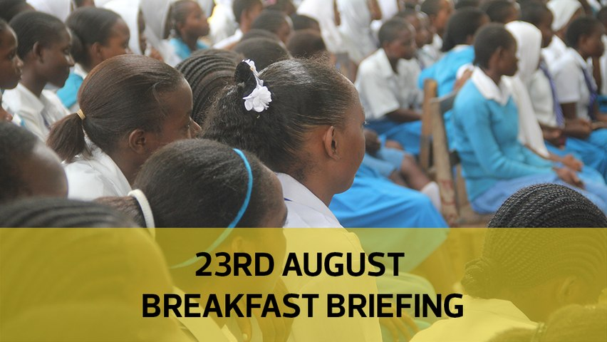 Fighting teen pregnancies | Funds checkmate prodigies: Your Breakfast Briefing
