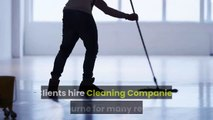 What Should Clients Expect From Cleaning Companies Melbourne?
