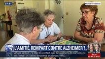 Et si l'amitié aidait à lutter contre la maladie d'Alzheimer ?