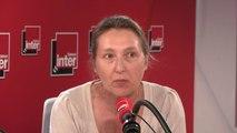 """Marie Darrieussecq : """"Quand je suis allée à Calais, j'ai été très touchée par tous ces gens, bénévoles, qui accueillent chez eux des gamins, parce qu'il fait froid dehors et qu'il pleut"""""""