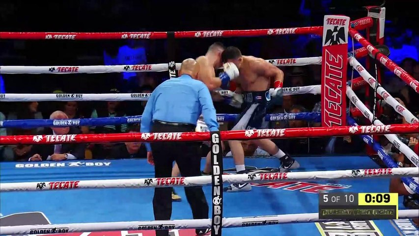 Combos from both @ 5th round