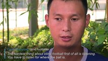 Football team of masseurs casts light on China's blind population