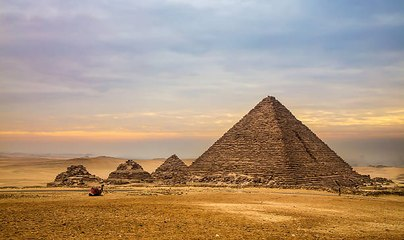 Ist das Geheimnis der Pyramiden gelüftet?