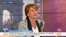 Ségolène Royal candidate à la présidentielle de 2022 ? Elle répond