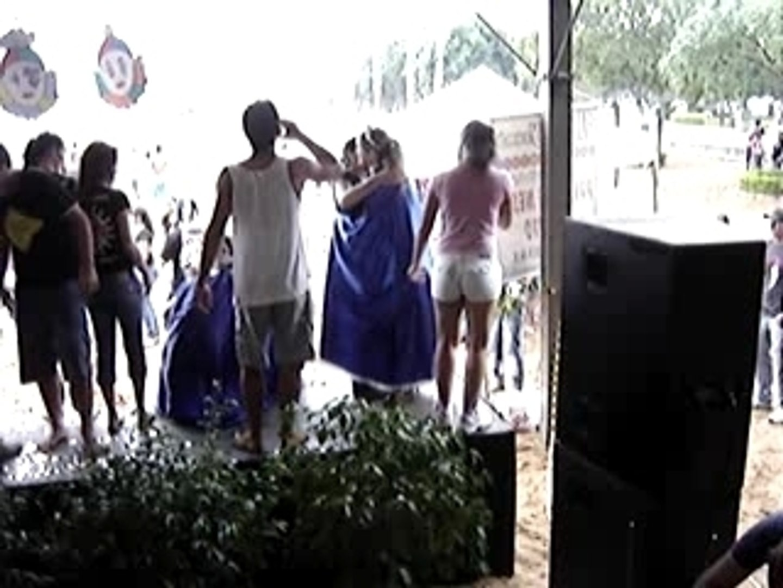 Pré Carnaval Terra das Águas 2008