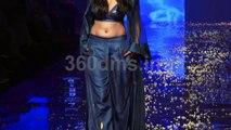 Actress Malavika Mohanan Turn Showstopper for Designer Vineet Rahul at LFW 2019
