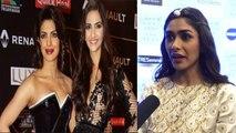 Mrunal Thakur follows Priyanka Chopra & Sonam Kapoor; Watch video | FilmiBeat