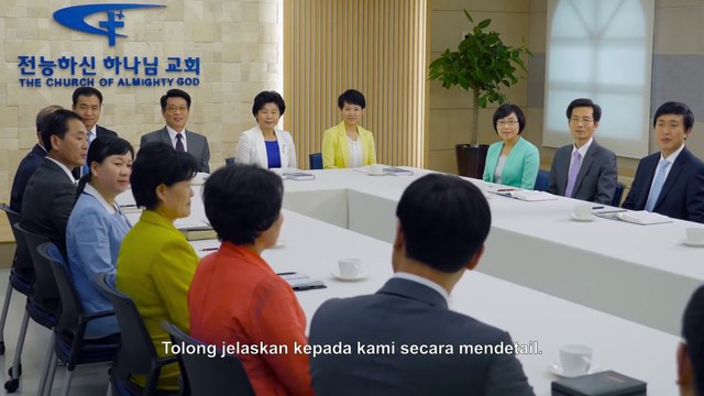 Film Pendek Rohani kristen - Klip Film Siapakah Ia Yang Telah Kembali(6)Hanya Firman Tuhan Yang Dapat Memberikan Kehidupan Pada Manusia