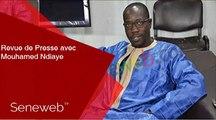 Revue de Presse du 23 Aout 2019 avec Mouhamed Ndiaye