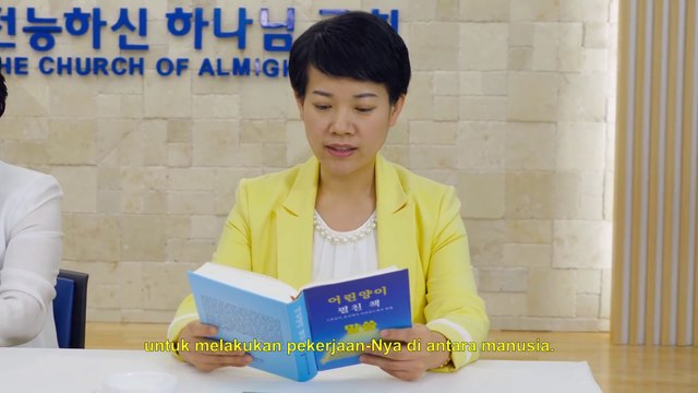 Film Pendek Rohani kristen - Klip Film Siapakah Ia Yang Telah Kembali(4)Hanya Tuhan Yang Dapat Melakukan Pekerjaan Penghakiman