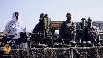 Tiradores de precisión del Ejército español