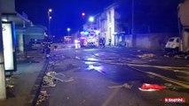 DRÔME:  Explosion dans un immeuble à Valence : un mort et un blessé