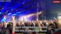 Au concert d'Henri Dès, ce sont les métalleux qui mettent l'ambiance !