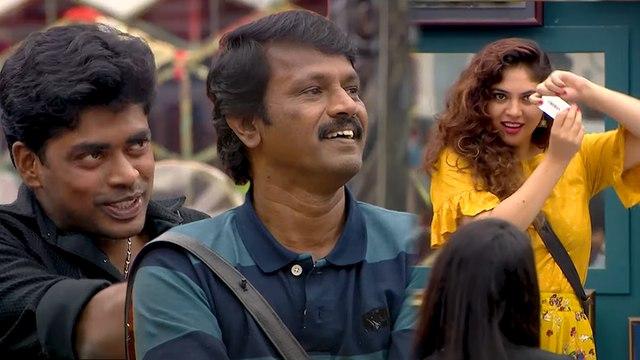 Bigg Boss 3 Tamil : Promo 2 : Day 61 : ஒருவழியாக Captain-ஆக தேர்வான Cheran - வீடியோ