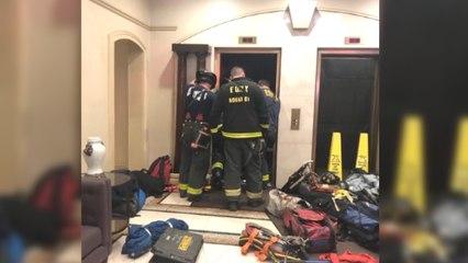 New York : un homme meurt écrasé par un ascenseur