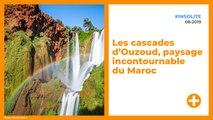 Les cascades d'Ouzoud, paysage incontournable du Maroc