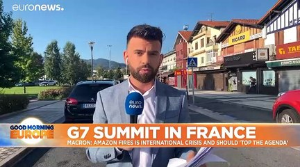 'Alternative G7' want climate summit pledges to be legally binding