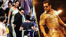 Salman Khan Gets ANGRY On Sets Of Dabangg 3