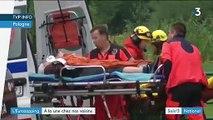 Eurozapping : orages violents en Pologne ; listériose mortelle en Espagne ; évasion en Belgique
