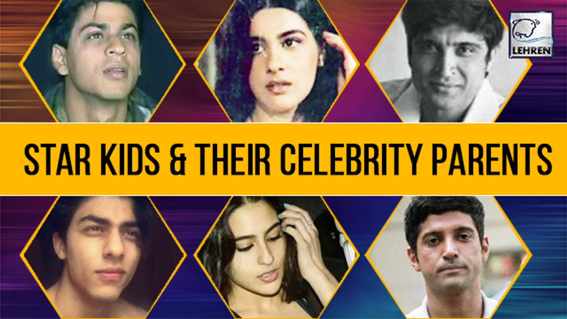 7 Star Kids Who Are Carbon Copy Of Their Celebrity Parents