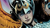 Marvel's New Valkyrie Is A Character You've Met Before